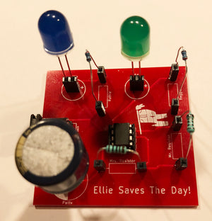 Ellie Saves the Day Bundle (with STEAM PCB Kit)