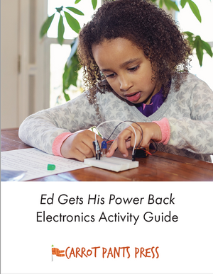 Ed Gets His Power Back Bundle (with STEAM Kit)