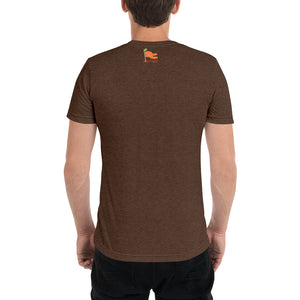 Breadboardeaux Friends - Short sleeve t-shirt (Unisex)