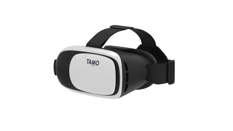 TAMO C-FUTURE - VIRTUAL REALITY (VR) HEADSET FOR DRONES