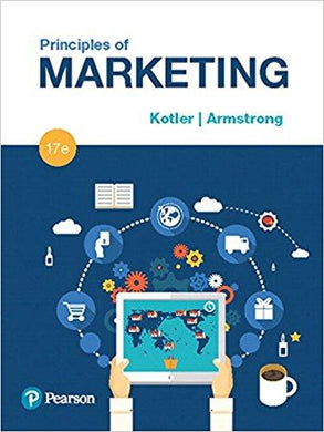 Principles of Marketing 17th Edition (Ebook, PDF)