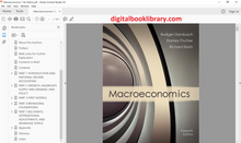 Macroeconomics 11th Edition - PDF Version