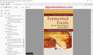 Fermented Foods, Part II: Technological Interventions 1st Edition - PDF Version