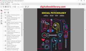 Social Psychology 9th Edition - PDF Version