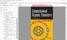 Computational Organic Chemistry 2nd Edition - PDF Version