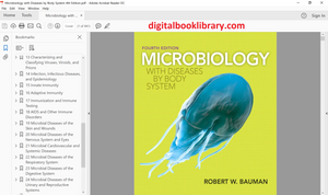 Microbiology with Diseases by Body System 4th Edition - PDF Version