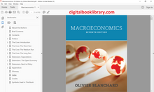 Macroeconomics 7th Edition by Olivier Blanchard - PDF Version