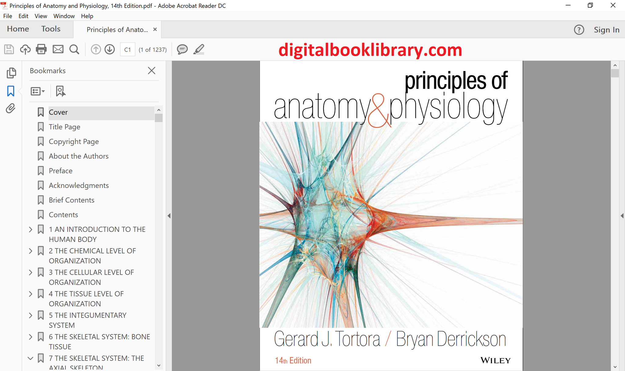 Principles of Anatomy and Physiology, 14th Edition - PDF Version ...