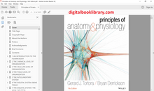 Principles of Anatomy and Physiology, 14th Edition - PDF Version