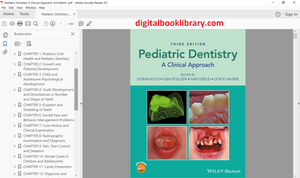 Pediatric Dentistry: A Clinical Approach 3rd Edition - PDF Version