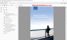 Emotion Regulation and Psychopathology in Children and Adolescents 1st Edition - PDF Version