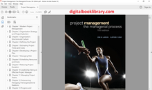 Project Management: The Managerial Process 5th Edition - PDF Version