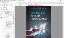 Essentials of Business Communication 10th Edition (Ebook, PDF)