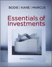 Essentials of Investments, 9th Edition - PDF Version