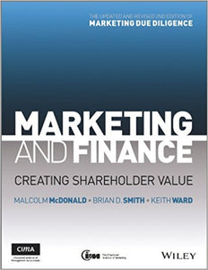 Marketing and Finance: Creating Shareholder Value 2nd Edition - PDF Version