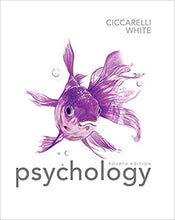 Psychology 4th Edition by Saundra K. Ciccarelli - PDF Version