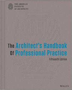 Digital book store digital book library the architects handbook of professional practice 15th edition ebook fandeluxe Images
