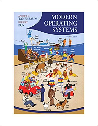 Modern Operating Systems 4th Edition - PDF Version