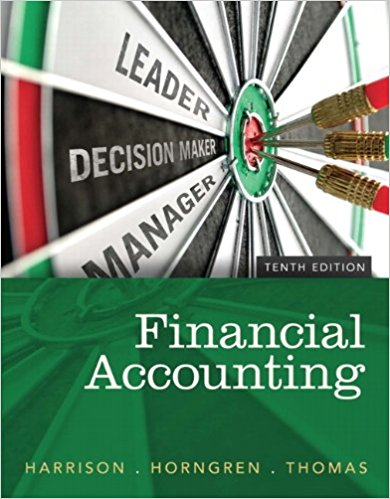 Financial Accounting, 10th Edition - PDF Version