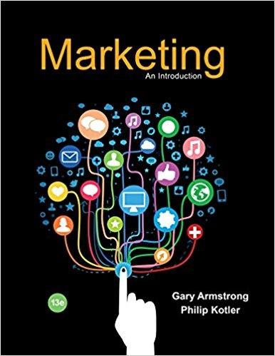 Marketing: An Introduction 13th Edition - PDF Version