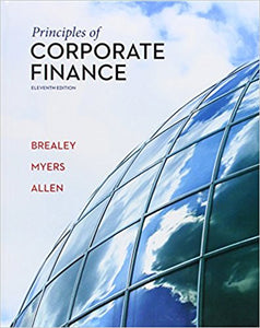 Principles of Corporate Finance 11th Edition - PDF Version