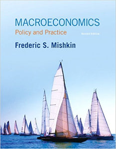 Macroeconomics: Policy and Practice 2nd Edition - PDF Version