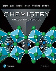 Chemistry: The Central Science 14th Edition (Ebook, PDF)