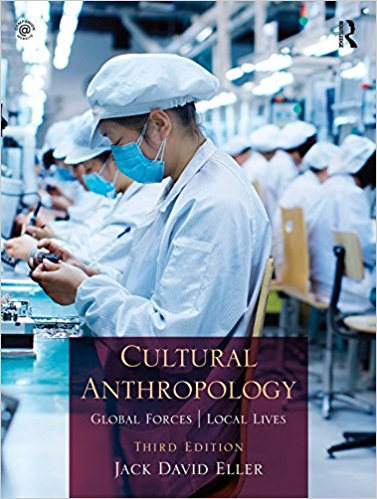 Cultural Anthropology: Global Forces, Local Lives 3rd Edition - PDF Version