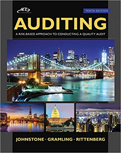 Auditing: A Risk-Based Approach to Conducting a Quality Audit 10th Edition - PDF Version
