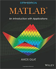 MATLAB: An Introduction with Applications 5th Edition - PDF Version