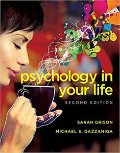 Psychology in Your Life 2nd Edition (Ebook, PDF)