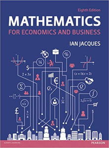 Mathematics for Economics and Business 8th Edition - PDF Version