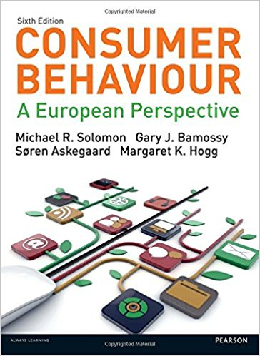 Consumer Behaviour: A European Perspective 6th Edition - PDF Version