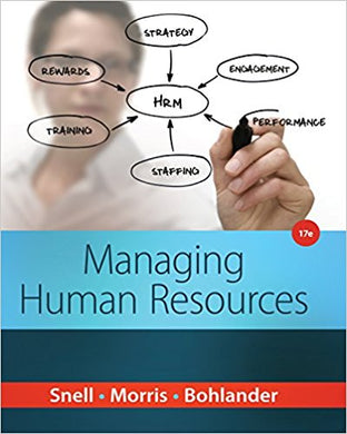 Managing Human Resources 17th Edition eBook