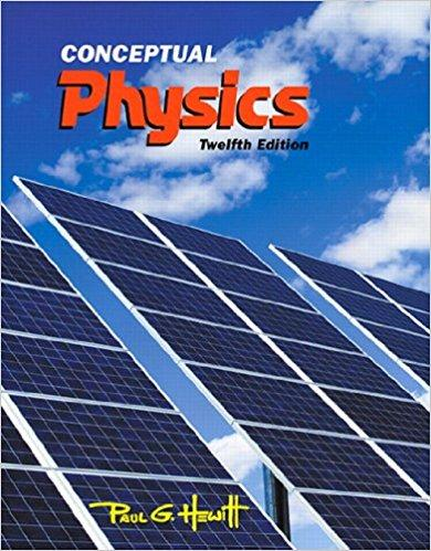 Conceptual Physics 12th Edition (Ebook, PDF)