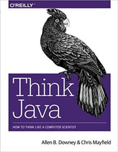 Think Java: How to Think Like a Computer Scientist 1st Edition - PDF Version