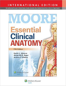 Essential Clinical Anatomy 5th Edition - PDF Version