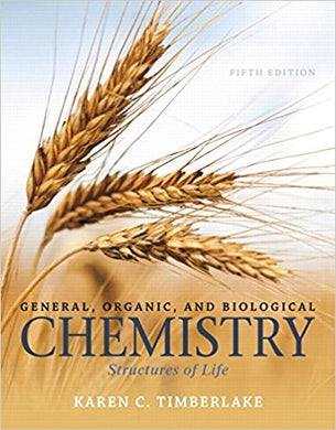 General, Organic, and Biological Chemistry: Structures of Life 5th Edition - PDF Version
