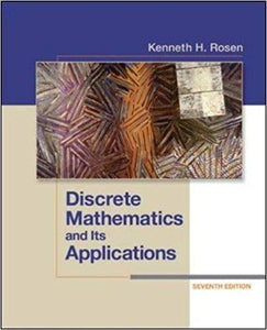 Discrete Mathematics and Its Applications Seventh Edition 7th Edition ( PDF Version )