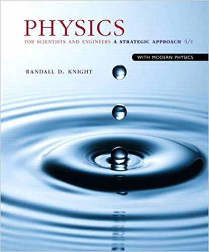 Physics for Scientists and Engineers: A Strategic Approach with Modern Physics 4th Edition - PDF Version