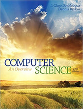 Computer Science: An Overview, 12th Edition - PDF Version