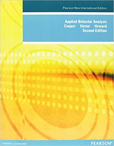 Applied Behavior Analysis: Pearson New International 2nd Edition - PDF Version