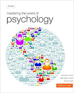 Mastering the World of Psychology 5th Edition - PDF Version