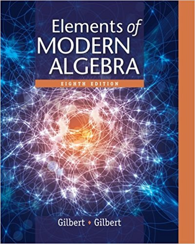 Elements of Modern Algebra 8th Edition - PDF Version