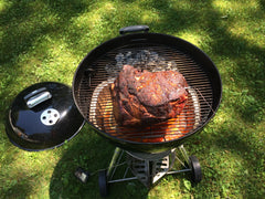 Low and Slow Pork Shoulder