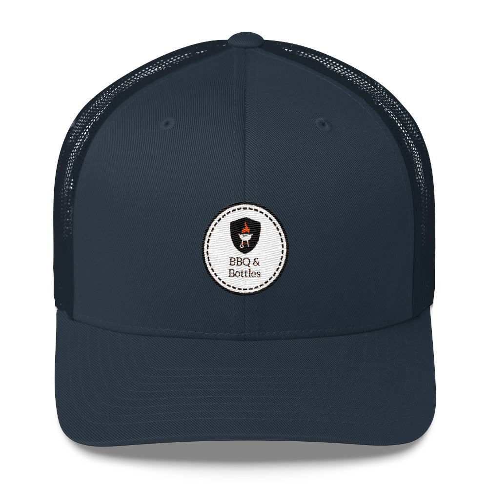 BBQ & Bottles - Trucker Cap