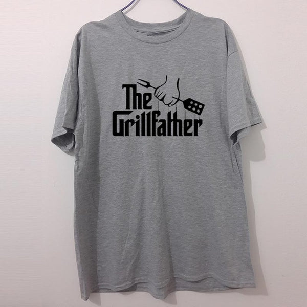 The Grillfather T-Shirt
