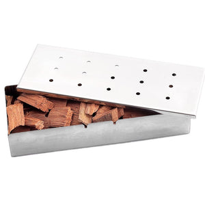 Stainless Steel BBQ Smoker Box