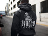 Zydeco Unisex Hooded Sweatshirt