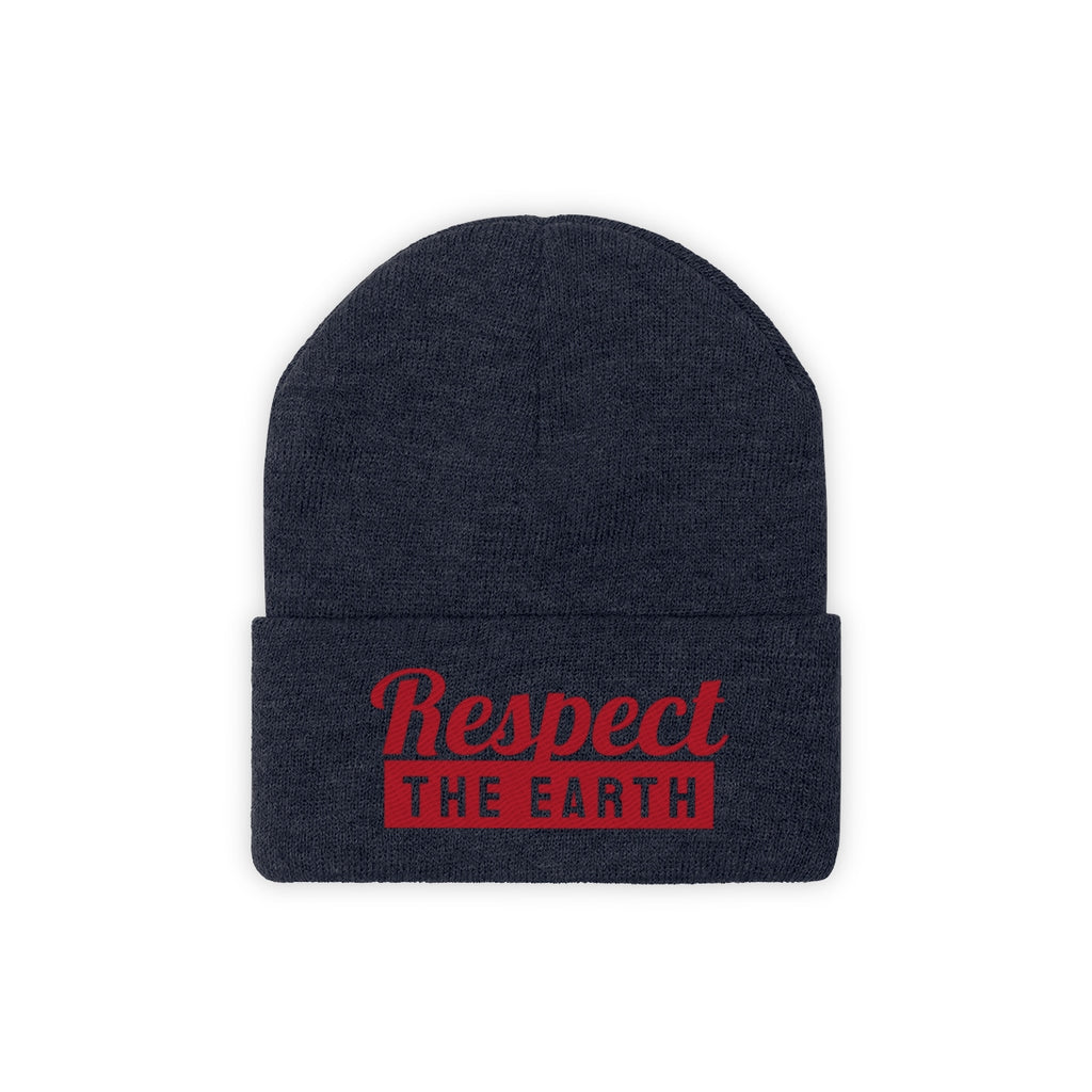 Respect the Earth 2019 - Knit Beanie